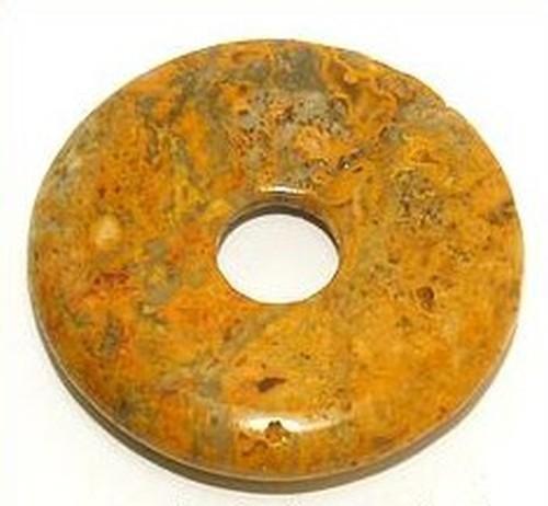 Crazylace Donut ca. 40x40mm 1Stk