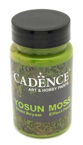 Cadence Moss Effect Farbe Dunkel Grün 90ml