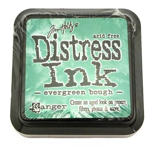 Ranger Distress Ink Evergreen Bough 75 x 75 mm