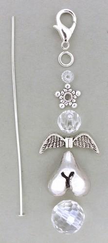 Bastelset Glamour Arschengel® kristall 1Stk