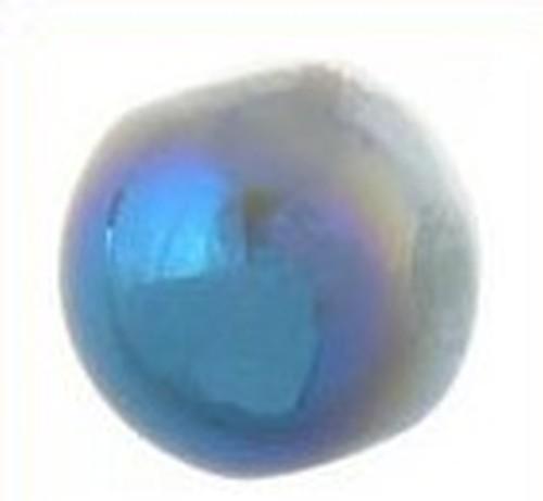 Keramikperle Karibu AB ca. 18mm kornblume 1Stk