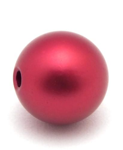 Loxalu® Beads Kugel ca. 10mm rot