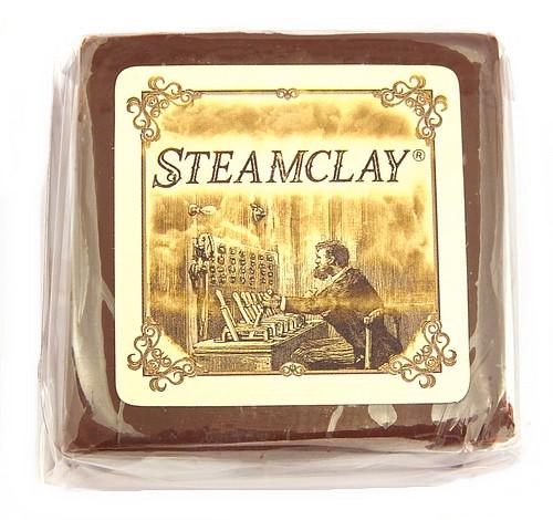 Steamclay® - ofenhärtende Modelliermasse braun ca.85g