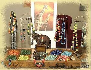Perlen kaufen zum Schmuck selber machen für Kinder und Erwachsene im Perlen shop