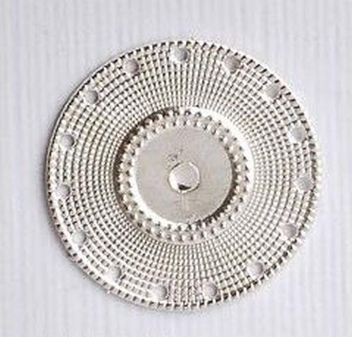 Metallanhänger Ägypten ca. 38mm hellsilberfarben