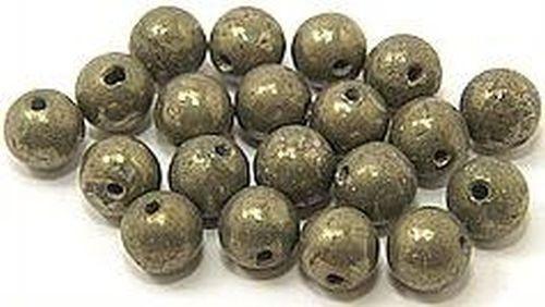 Pyrit-Kugeln ca. 8mm 20Stk