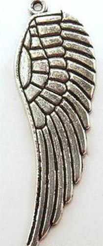 Engelflügel GROSS ca. 49 x 16mm