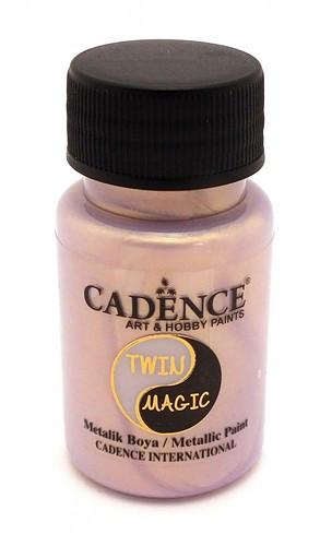 Cadence Acrylfarbe Twin Magic gold-purple 50 ml