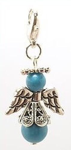 Engel Seraphim Türkis 1Stk