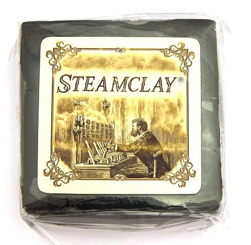Steamclay® - ofenhärtende Modelliermasse schwarz ca. 85g