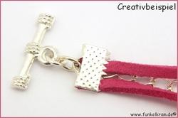 Bild: cb_armband_veloursband_pink_verschlussdetail_a