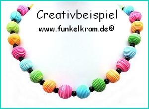 Bild:cb_kette_wrappys_14mm_4_farben_glasschliffkugeln_schwarz_1