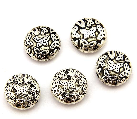 Bild: 5_metallperlen_butterfly-münzen